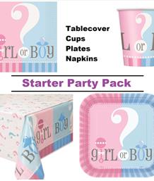 Ready to Order Baby Shower Party Packs & Kits | Party Save Smile