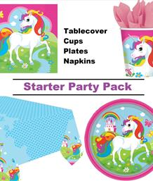 Ready to Order Girls Party Packs & Kits | Party Save Smile