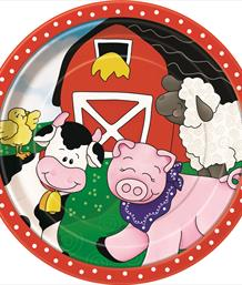 Farm Friends Party Supplies & Packs | Party Save Smile