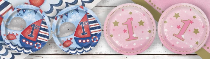 1st Birthday Ideas | Decorations & Party Balloons