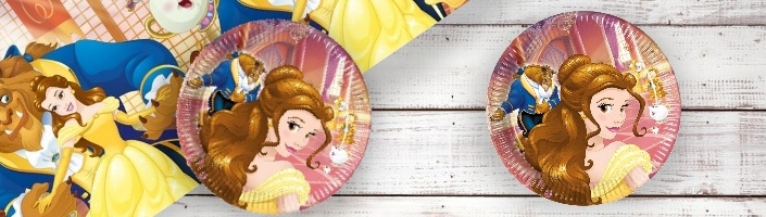 Beauty and the Beast Party Supplies | Decorations | Balloons