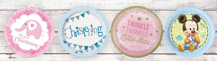 Christening Decorations | Ideas for Boys & Girls
