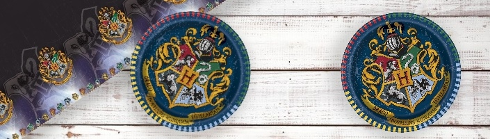 Harry Potter Party Supplies | Decorations | Ideas | Packs