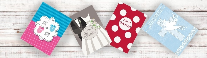 Party Invitations | Party Save Smile
