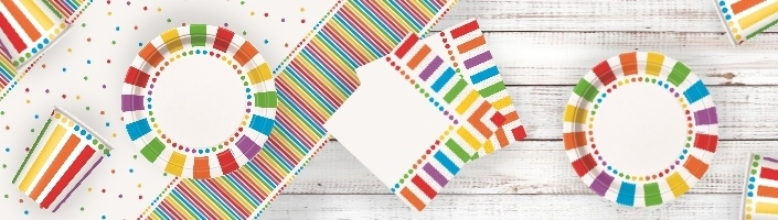 Pride Party Themed Party Supplies | Decorations | Ideas