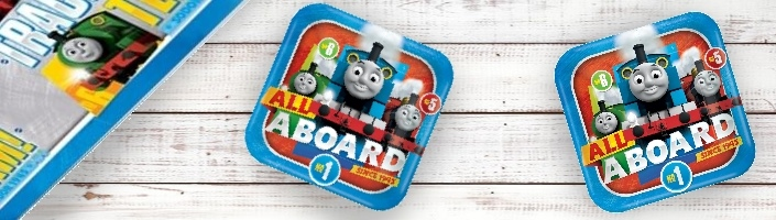 Thomas Tank Engine Party Supplies | Balloons | Decorations | Packs