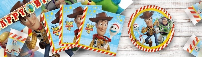 Toy Story Party Supplies, Balloons, Decorations & Packs