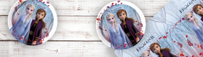 Disney Frozen 2 Movie Party Supplies | Balloons | Decorations | Packs