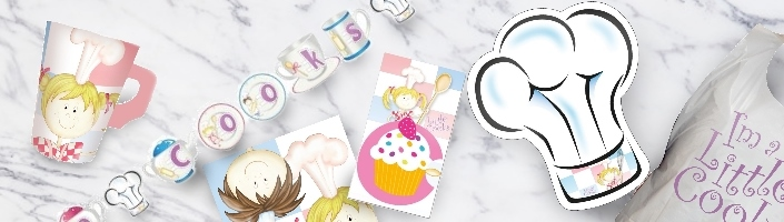 Little Cooks Party Supplies & Packs | Party Save Smile