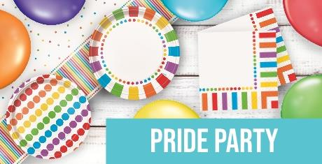 Pride Party Supplies