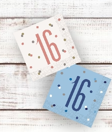 Age 16 | 16th Birthday Party Supplies | Decorations | Ideas