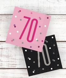 Age 70 | 70th Birthday Party Supplies | Decorations | Ideas - Party Save Smile