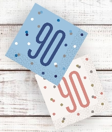 Age 90 | 90th Birthday Party Supplies | Decorations | Ideas - Party Save Smile