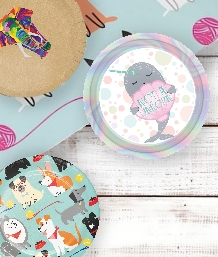 Animal Themed Party Supplies | Ranges | Ideas | Packs