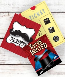 Adult Party Invitations | Party Save Smile