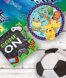 Boys Party Supplies | Ranges | Ideas | Packs