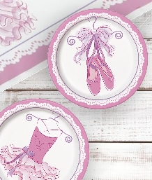 Ballet | Ballerina Themed Party Supplies | Decorations | Ideas