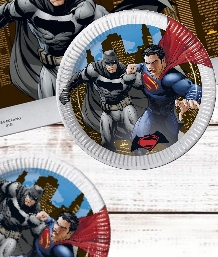 Batman vs Superman Party Supplies | Balloons | Decorations | Packs