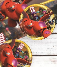 Big Hero 6 Party Supplies | Balloons | Decorations | Packs