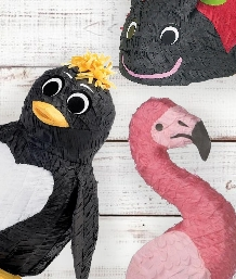Birds and Insects Pinatas | Party Save Smile