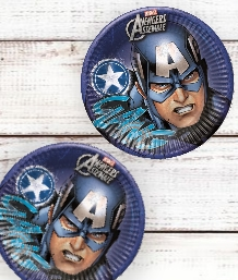 Captain America Party Supplies | Balloons | Decorations | Packs