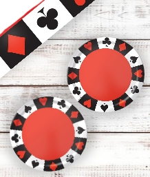 Casino and Card Night Party Supplies | Balloon | Decoration | Pack