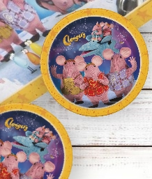 Clangers Party Supplies, Balloons, Decorations & Packs