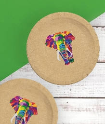 Bright, Colourful and Vibrant Elephant Themed Party for your Party. Fantastic Tableware, Decorations, Balloons and Party Packs. FREE Standard UK Delivery when you spend £5.