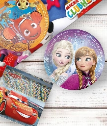 Disney Party Supplies | Ranges | Ideas | Packs