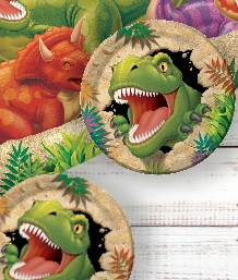 Dinosaur Blast Party Supplies | Balloons | Decorations
