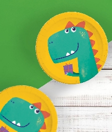 Bring the party to life with Roar-some Dinosaur Themed Party for your Party. Fantastic Tableware, Decorations, Balloons and Party Packs. FREE Standard UK Delivery when you spend £5