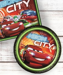 Disney Cars Neon Party Supplies | Balloons | Decorations | Packs
