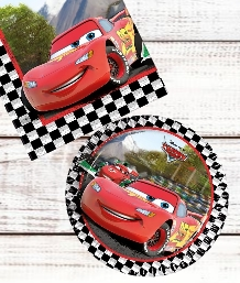 Disney Cars RSN Party Supplies | Balloons | Decorations | Packs