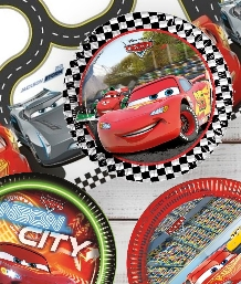 Disney Cars Themed Party Supplies | Decorations | Ideas