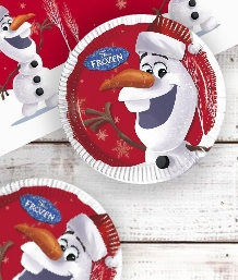 Disney Frozen Olaf Christmas Party Supplies | Party Save Smile