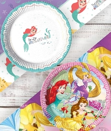 Disney Princess Party Supplies | Decoration | Balloon | Packs