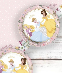 Disney True Princess Party Supplies | Balloons | Decorations
