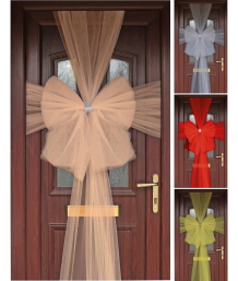 Door Bow Decorations