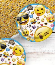 Emoji Party Supplies | Decorations | Balloons | Packs