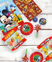 Childrens Filled Party Bags & Boxes | Party Save Smile