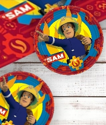 Fireman Sam Party Supplies | Balloons | Decorations | Packs