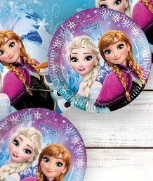 Disney Frozen Party Supplies | Balloons | Decorations | Packs