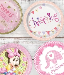 Girls Christening Party Themes | Supplies | Packs | Ideas - Party Save Smile