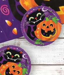 Happy Halloween Party Supplies & Packs | Party Save Smile