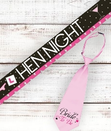 Hen Party Sashes & Accessories | Party Save Smile