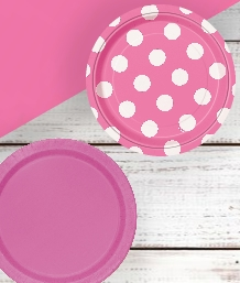 Hot Pink Party Supplies & Packs | Party Save Smile