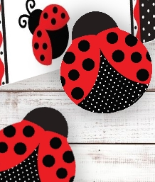 Ladybird Party Supplies | Balloons | Decorations | Packs