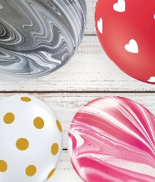 Latex Party Balloons | Party Save Smile
