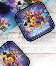 Lego Movie 2 Party Supplies | Decorations | Balloons | Packs