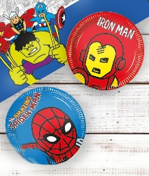 Marvel Avengers Pop Art Party Supplies | Balloons | Decorations | Packs